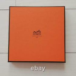 Auth HERMES Scarf Carre Vintage Silk Swinging 70cm withBox Used from Japan F/S