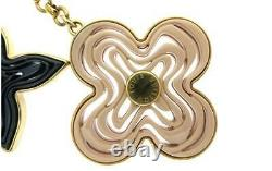 Auth Louis Vuitton Porte Cles Naif Bag Charm Keyring M66143 Used from Japan F/S