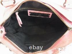 Auth WB30 BALENCIAGA Classic The First 2WAY bag shoulder handbags from Japan