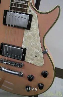 Burny Les Paul Type Electric Guitar PLC-45 ship from japan 0123