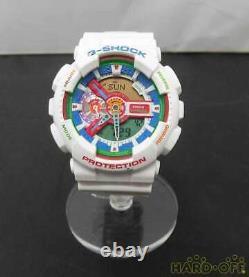 Casio G-Shock Crazy Colors Men's Watch GA-110MC-7AJF From Japan
