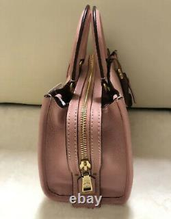 Coach Rogue 25 Shoulder Bag Pink New from Japan