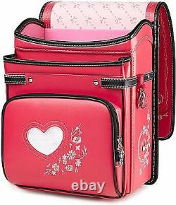 Coulomb Randoseru A4 School Backpack 2020 rose red BL. RX. 0021 F/S From Japan NEW
