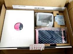 DoCoMo Fujitsu F-06D Happy Pink Flip Phone Unlocked New from Japan