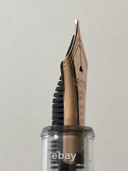 FROM JAPANPLATINUM 3776 Fountain pen CENTURY NICE ROSE 14K size M