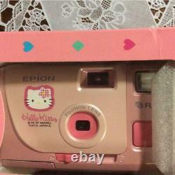FUJIFILM Epion Hello Kitty APS Film camera From JAPAN withBox NEW