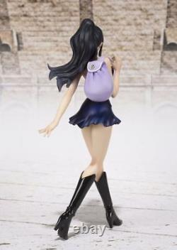Figuarts ZERO One Piece NICO ROBIN DRESS ROSA Ver PVC Figure BANDAI from Japan