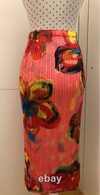 ISSEY MIYAKE PLEATS PLEASE Skirt Ladies From JAPAN F/S