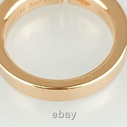 LOUIS VUITTON Berglock It PM 18K Pink Gold (750) Cleaned ring from Japan