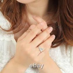 NEW Sanrio Hello Kitty Heart & Ribbon Cute Ring Siver / Pink Gold from Japan F/S