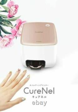 Nail Art Printer FBN-FA20-RG CureNeil Over 350 types of nail designs from JP