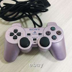 PS2 Sakura Pink Console SCPH 50000 Sony PlayStation 2 From JAPAN