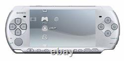 PSP Playstation Portable PSP-3000MS Mystic Silver from japan game SONY New