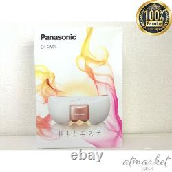 Panasonic eye base Esther Relax type Pink tone EH-SW55-P Eye massager From JAPAN