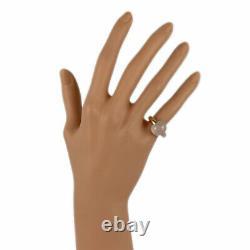 Pomellato 18K Pink Gold (750) Luna Rose Quartz cleaned ring from Japan