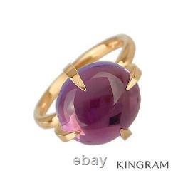 Pomellato Vereno 18kt 750 amethyst 56 ring from Japan