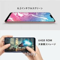 R15 Neo 6.2 inch OPPO smartphone diamond pink SIM free 3GB 64GB 4 6. From JAPAN