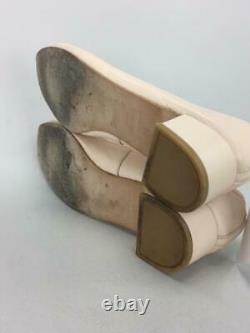 Repetto 39 Pnk Leather Size 39 Pink Fashion heels 1976 From Japan