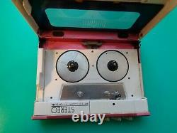 SONY WM-20 Cassette Player Walkman, Pink! From Personal Collection