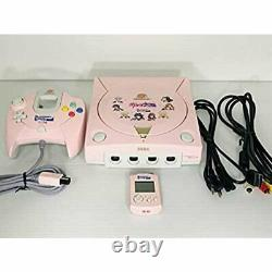 Sega Dreamcast DC SAKURA WARS Limited home video console from Japan used