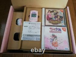 Used DREAMCAST SAKURA WARS LIMITED EDITION BOXED From Japan