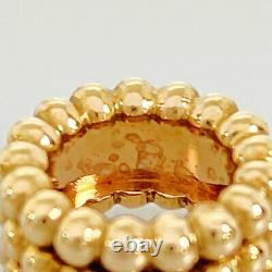 Van Cleef & Arpels Perle 18K Pink Gold(750) Pendant top from Japan