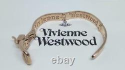 Vivienne Westwood Raphael Bangle Pink Gold From Japan Free shipping