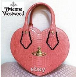 Vivienne Westwood Women's Heart-shaped Bag Free Shipping from Japan