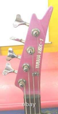 Yamaha EBX-1 KYHL044 Electric Bass Pointed Shape Good Used Product from Japan K