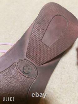 Auth Christian Dior Trotter String Sandales Rose Taille Eur 36 Jamais Utilisé Depuis Le Japon