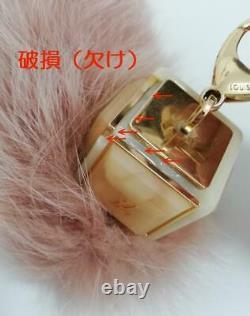 Auth Louis Vuitton Foxy Keyring Bag Charm M66970 Utilisé À Partir Du Japon F/ S
