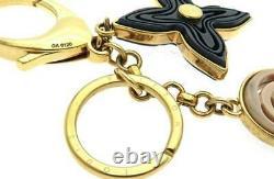 Auth Louis Vuitton Porte Cles Naif Sac Porte-clés De Charme M66143 Utilisé Du Japon F/s