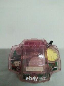 Bandai Digimon Adventure Digivice 2 Couleur Rose Clair Hikari 1999 Du Japon Utilisé