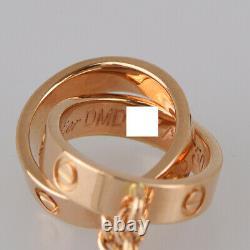 Cartier Bébé Amour Or Rose 18k(750) Bracelet De Japon