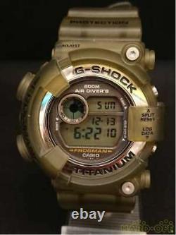 Casio G-shock Frogman Dw-8200 Montre Numérique Quartz Du Japon