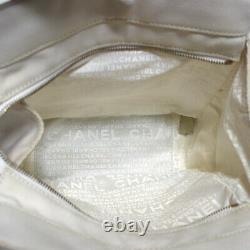 Chanel Rare! Marshmallow Tote Mini Rose #50421 Livraison Gratuite Du Japon