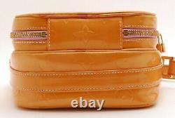 Classement Bauth Louis Vuitton Vernis Wooster Sac À Épaule M91037 Du Japon 049