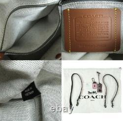 Coach Rouge 25 59235 Rose X Noir Du Japon
