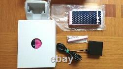 Docomo Fujitsu F-06d Happy Pink Flip Phone Débloqué Nouveau Du Japon