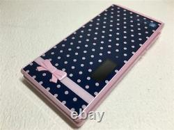 Docomo Fujitsu F-06d Style Series Pink Unlocked Flip Phone Bon Du Japon