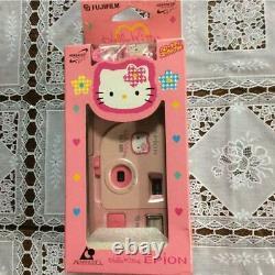 Fujifilm Epion Hello Kitty Aps Caméra De Film Du Japon Avec La Boîte New