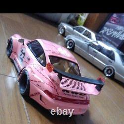 Gt Spirts 1/18 Porsche Rwb993 Pink Car Model Limited Edition Rare From Japan F/s
