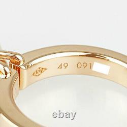 Louis Vuitton Berglock It Pm Or Rose 18k (750) Anneau Nettoyé Du Japon