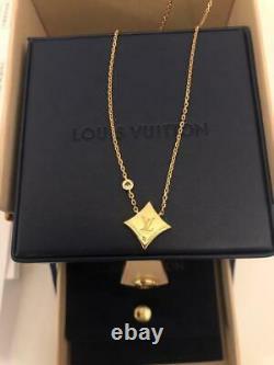Louis Vuitton Star Blossom Collier Rose Nacre Du Japon F/s