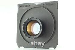 New Mint Wista Field 45dx Bois De Rose + Fujinon W 150mm F/5.6 Du Japon 1436