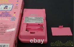 Nintendo Game Boy Pocket Hello Kitty Console Sanrio Uranai Party From Japan
