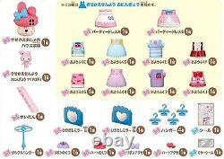 Nouveau! My Melody Koeda Chan Dress Up Joli Jouet Maison Rose Sanrio, F/s Du Japon