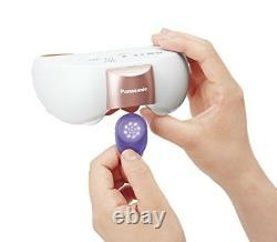 Panasonic Eye Base Esther Relax Type Pink Tone Eh-sw55-p Eye Massager From Japon