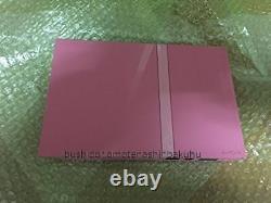 Playstation 2 Console Rose Couleur Limitée Scph-77000pk Sony Du Japon Utilisé Rare