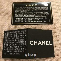 Porte-monnaie Chanel CC Logos M99817452905 Rose D'occasion Du Japon